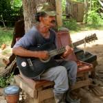 Campisino guitarist