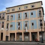 Buildings in disrepair